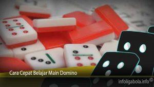 Cara Cepat Belajar Main Domino